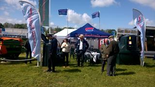 Come and see us at the Bath and West Showground